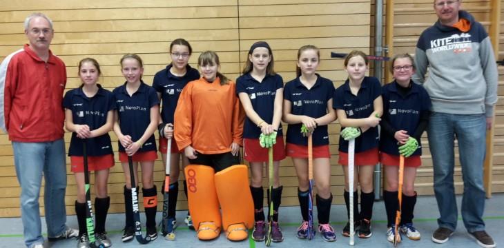 Mädchen B I – Oberliga