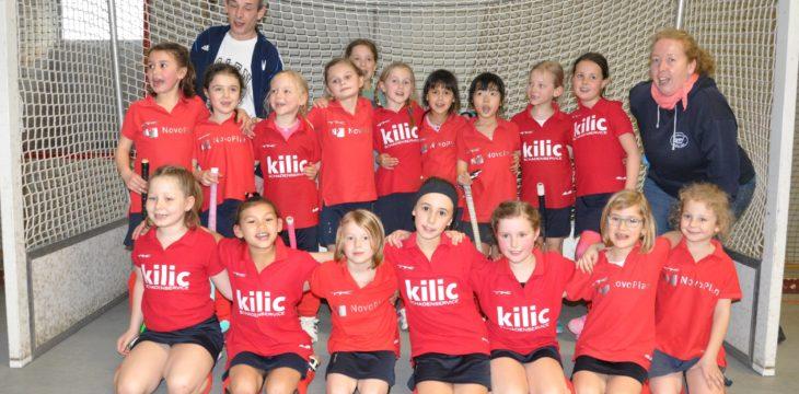 Mädchen D beim HTC Stuttgarter Kickers