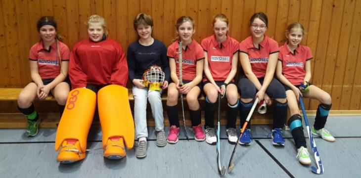 Mädchen B II – Verbandsliga