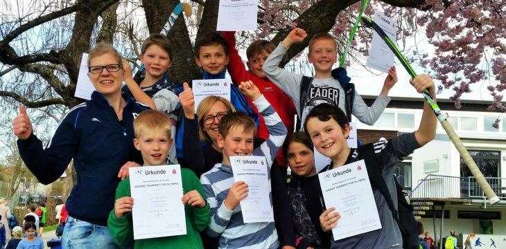 Langertschule gewinnt Regierungspräsidium-Finale im Hallenhockey