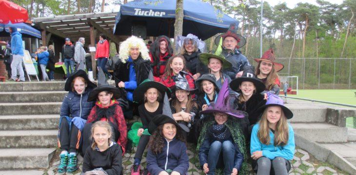 Mädchen B – Suebia-Hockey-Hexen beim TB Erlangen