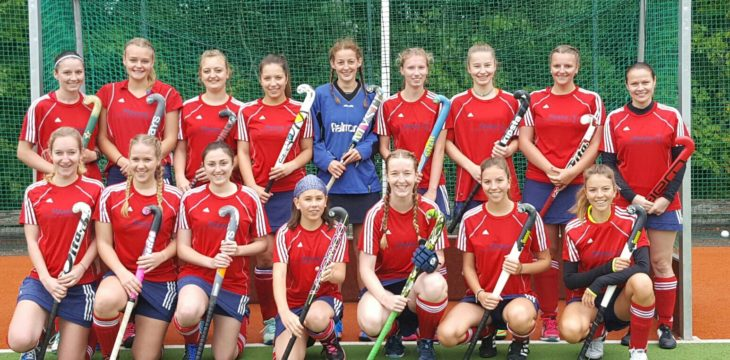 1. Damen der SG HSB/HCSA gegen den Karlsruher TV