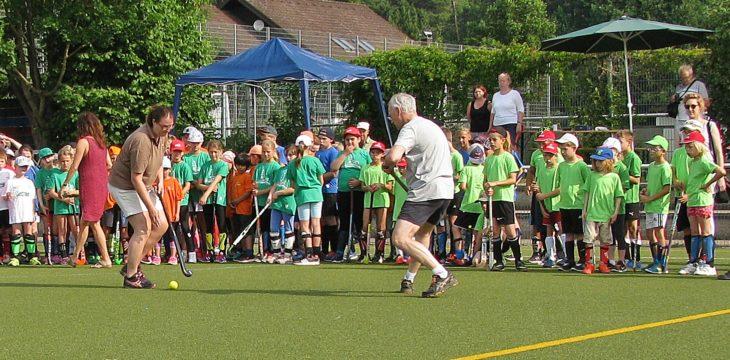 9. Aalener Schulhockey-Cup 2017 – So schön kann Schule sein!