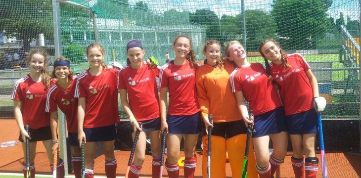 Jugend trainiert für Olympia – THG Mädels erreichen das Landesfinale