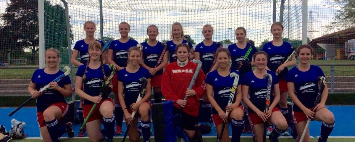 2.Verbandsliga Damen: Letzter Spieltag der Saison in Ludwigsburg