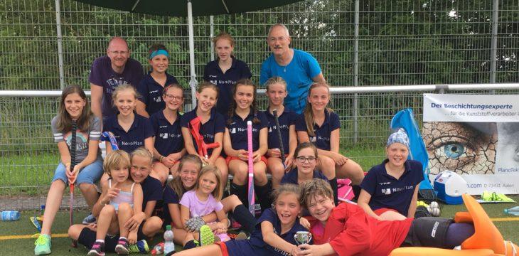 Mädchen B – Verbandsliga