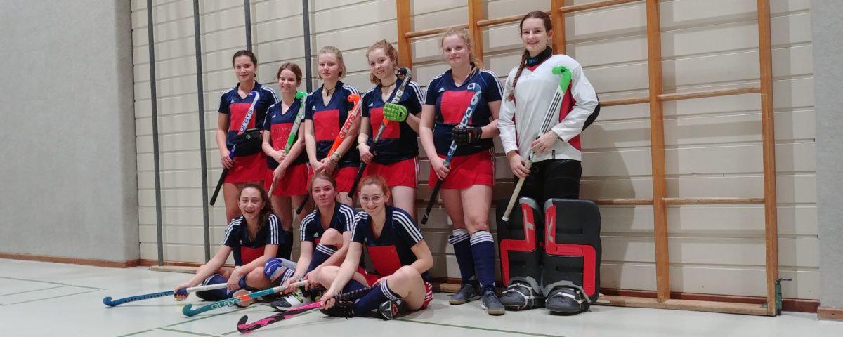 Heimspieltag der weiblichen Jugend B – Oberliga