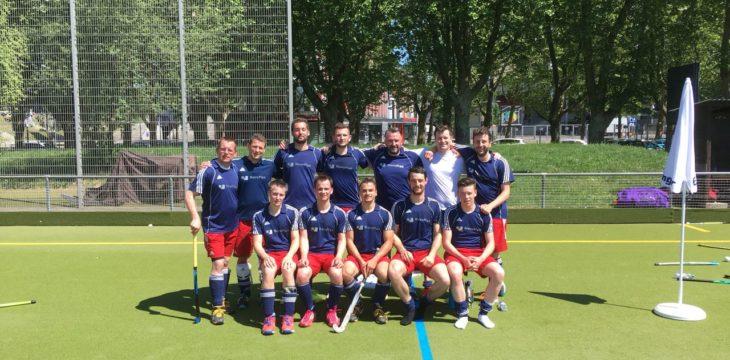 Herren mit wichtigem Auswärtssieg in Stuttgart