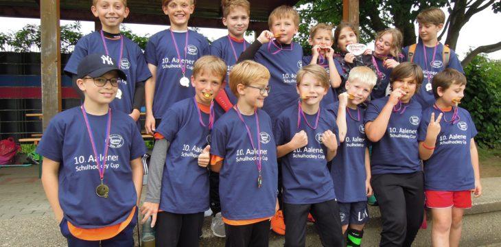 10. Sparkassen Schulhockey-Cup 2018