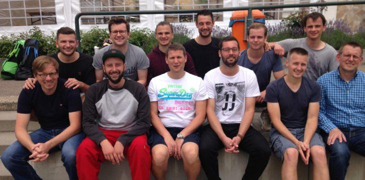 Herren: 10:0 Auswärtssieg beim HC im TSG Heilbronn 2