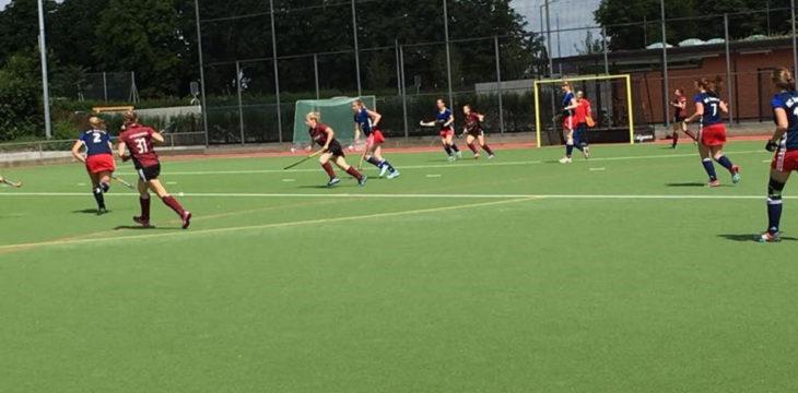 Damen – Spieltag der Spielgemeinschaft Aalen/Heidenheim in Ludwigsburg