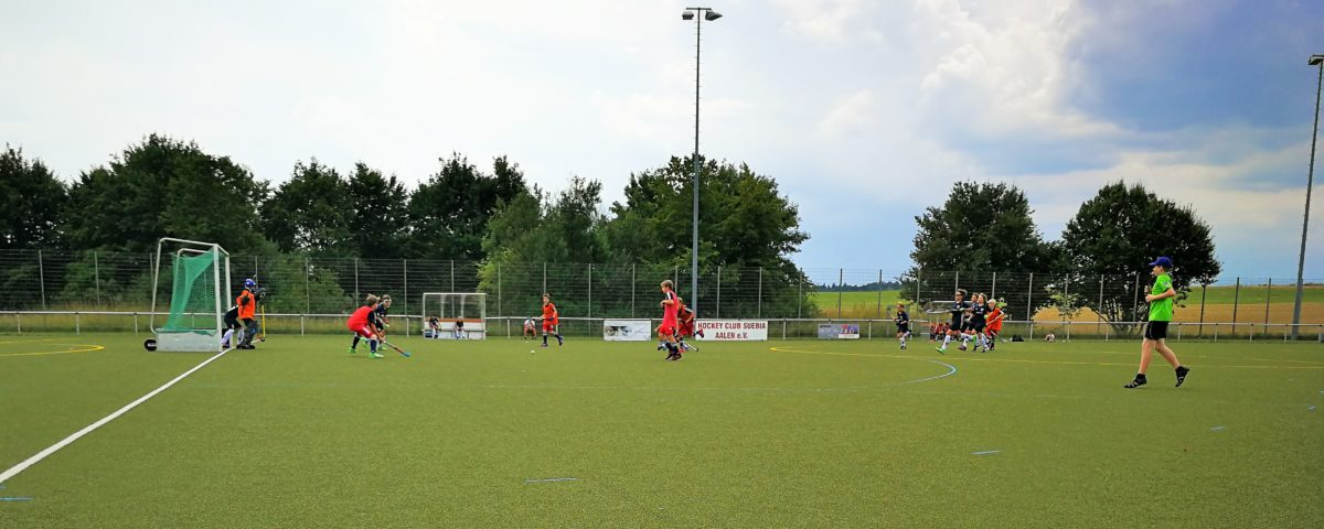 Knaben B schlagen SSV Ulm in einem hochklassigen Spiel