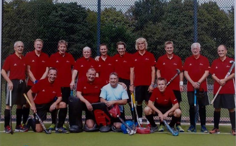 Silberschild-Pokal 2018 – Ü50-Teams mit einem Aalener beim Team Baden-Württemberg
