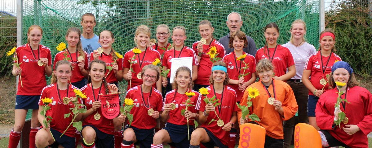 Mädchen A – Verbandsliga – Meister !!!