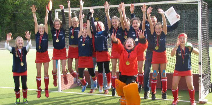 Mädchen B – Verbandsliga – Meister !!!