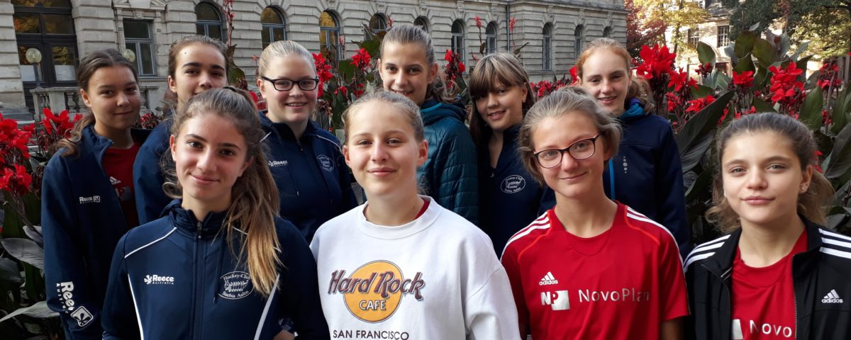 Mädchen A – Hugenottencup 2018