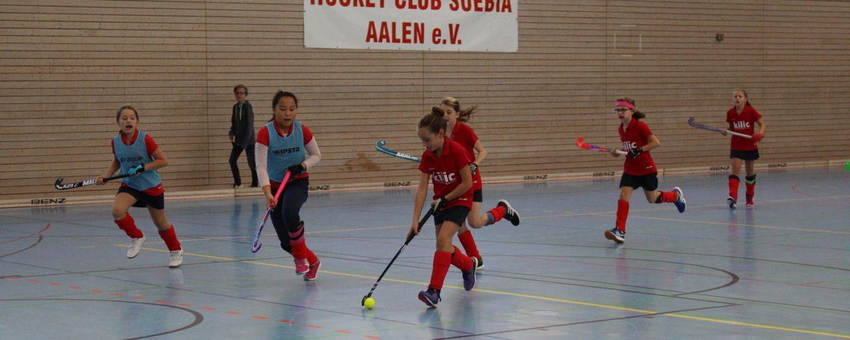 5. Suebia-Mädchen-Cup in Aalen
