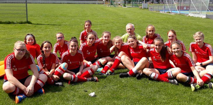 Mädchen A – Verbandsliga