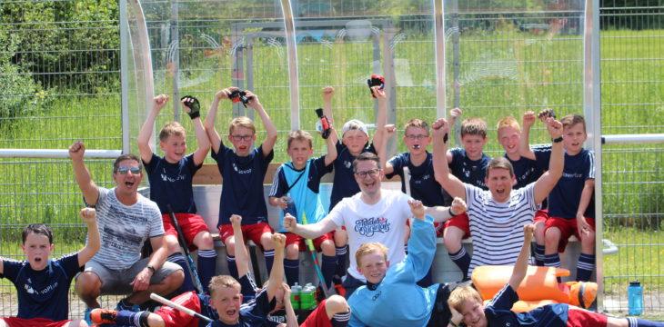 Spieltag Knaben B in Aalen am 01.06.2019