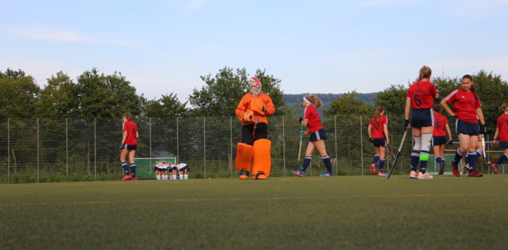 Nachholspiel der WjB gegen den VfB Stuttgart