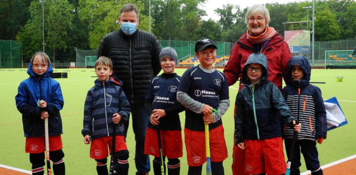 D-Knaben-Spieltag bei den Stgt. Kickers