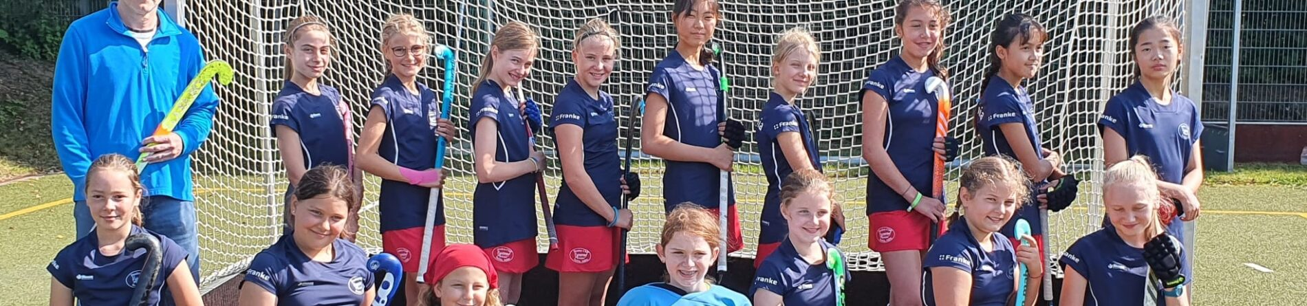 Weibliche U12 – Verbandsliga