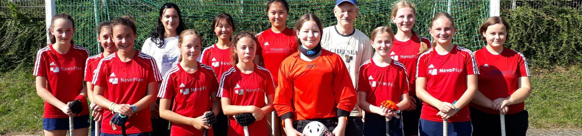 Weibliche U14 – Verbandsliga